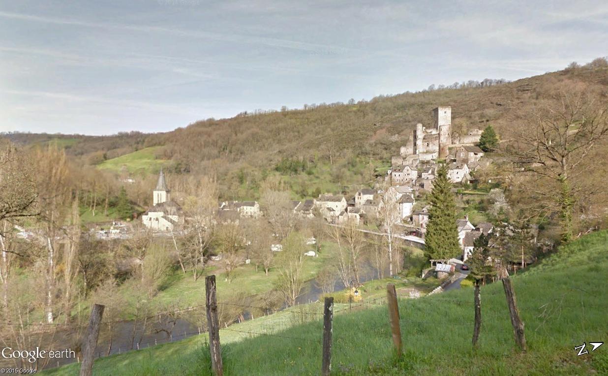 Tour de France virtuel - Les Plus Beaux Villages de France Belcas12