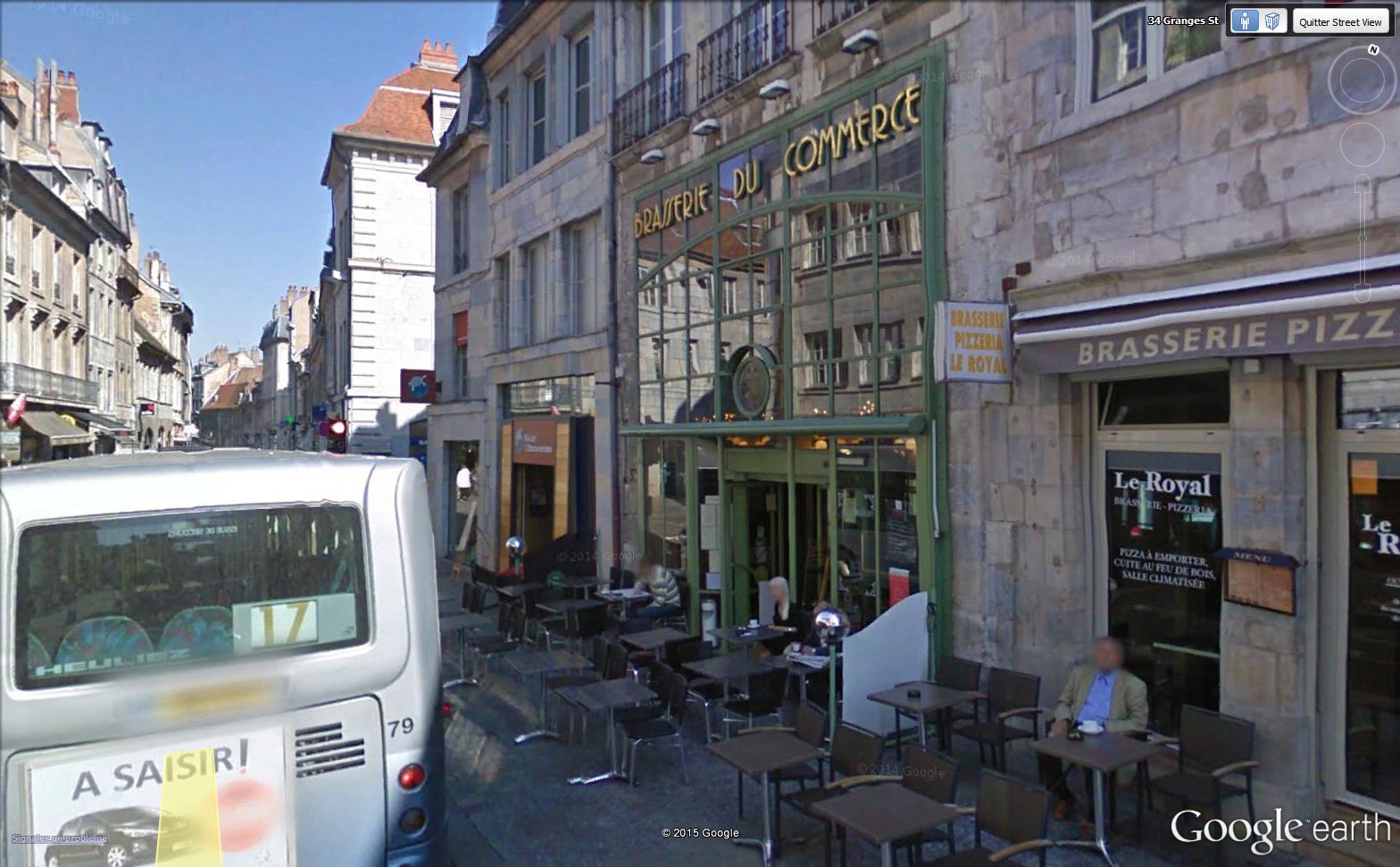 Brasserie du Commerce : à la poursuite d'une institution française Besac10