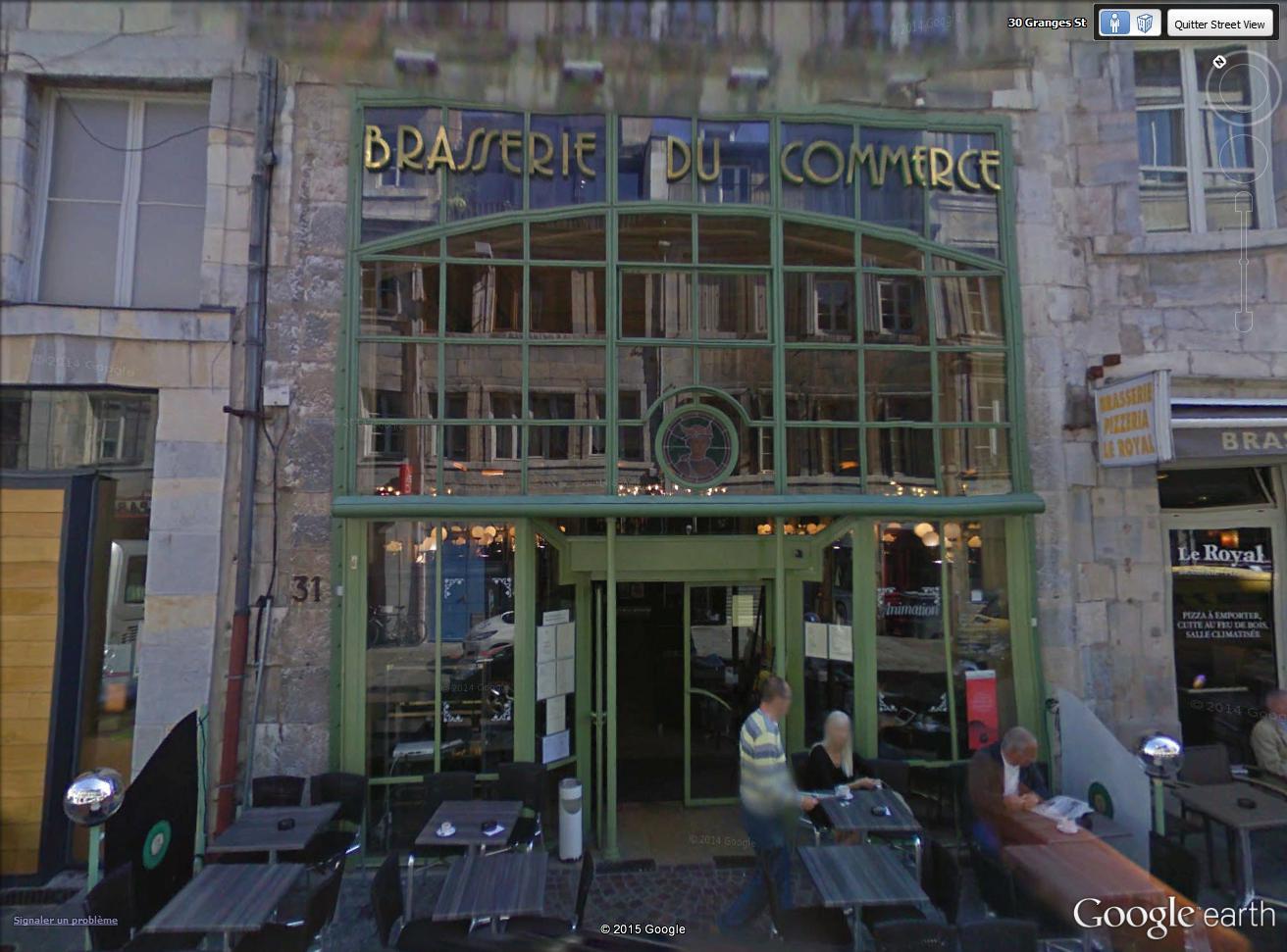 Brasserie du Commerce : à la poursuite d'une institution française Besac_10