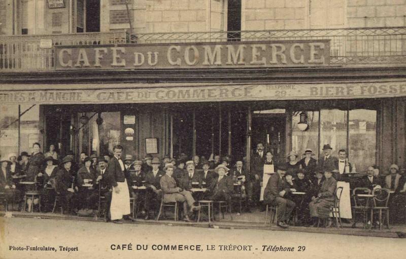 Brasserie du Commerce : à la poursuite d'une institution française Cafedu10