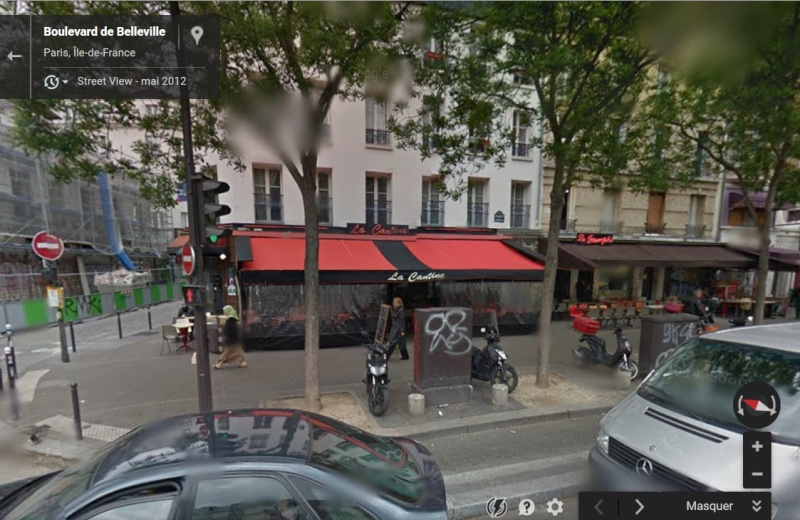 STREET VIEW : bistrots et  bars - Page 2 Cantin10