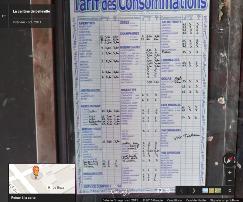 STREET VIEW : bistrots et  bars - Page 2 Cantin12