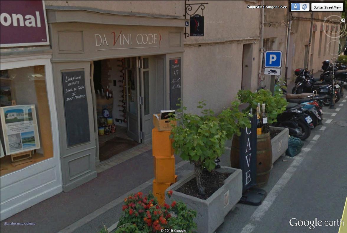 STREET VIEW : les façades de magasins (France) - Page 10 Da_vin10