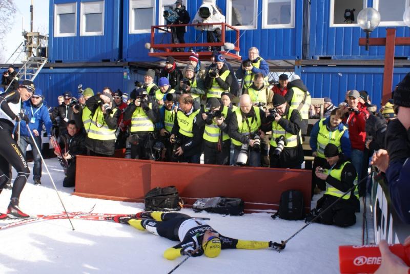 La Vasaloppet : plus longue course de ski de fond au monde - Page 2 Dsc08810