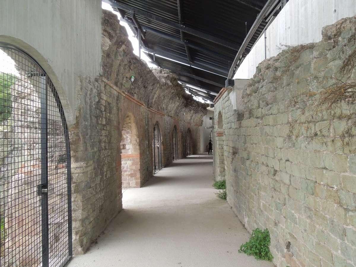 L'assassinat des arènes romaines de Fréjus Dscn1011