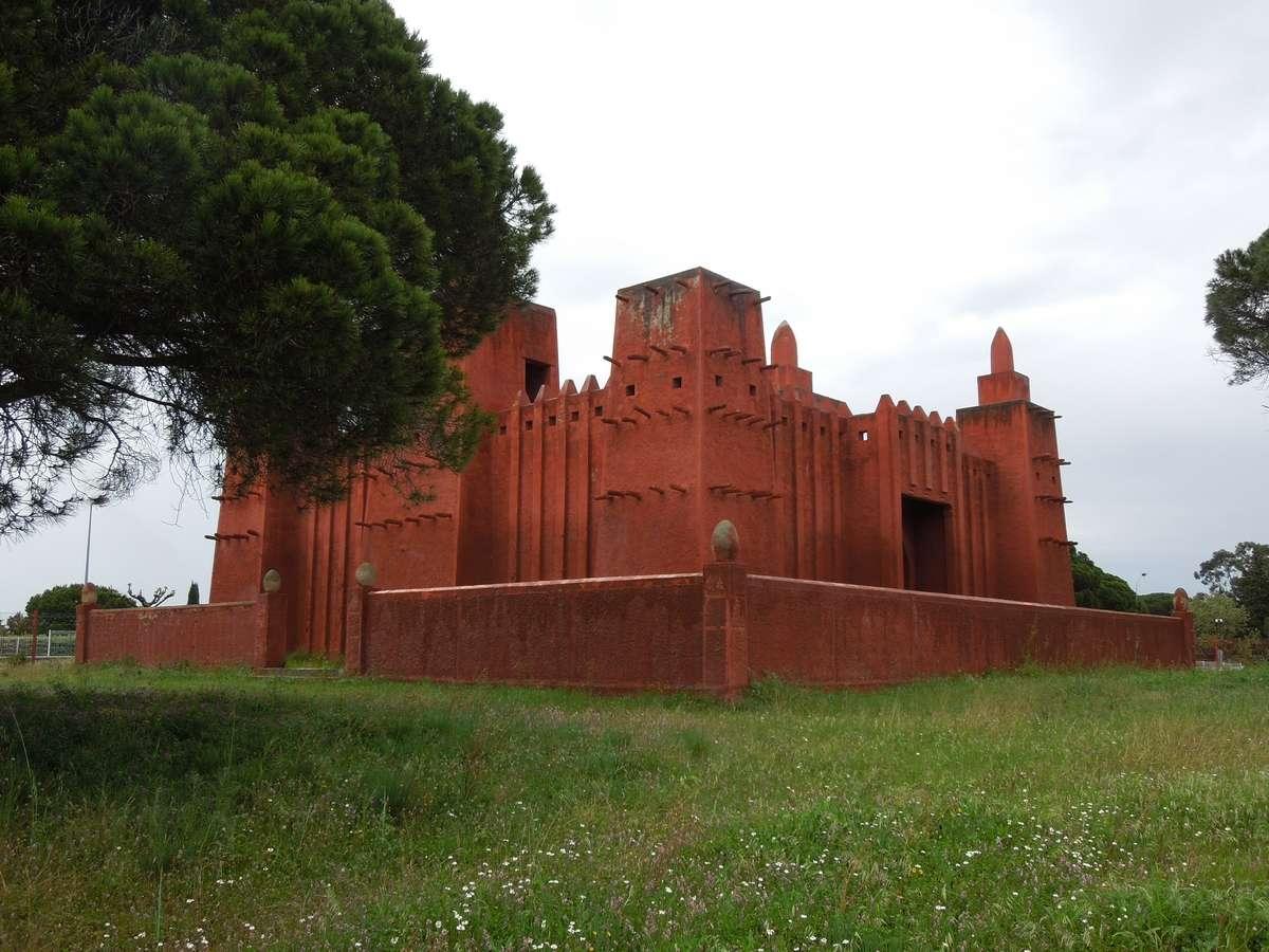 La mosquée Missiri de Fréjus, sœur jumelle de la Grande mosquée de Djenné Dscn1015