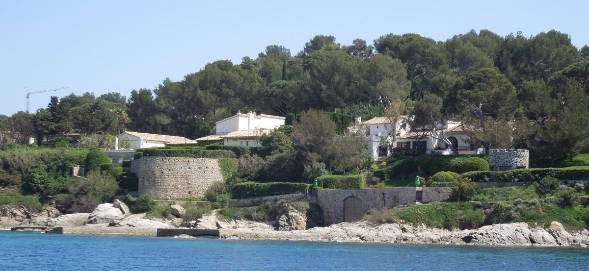Bernard Arnault - sa villa à Saint-Tropez - France Dscn1413