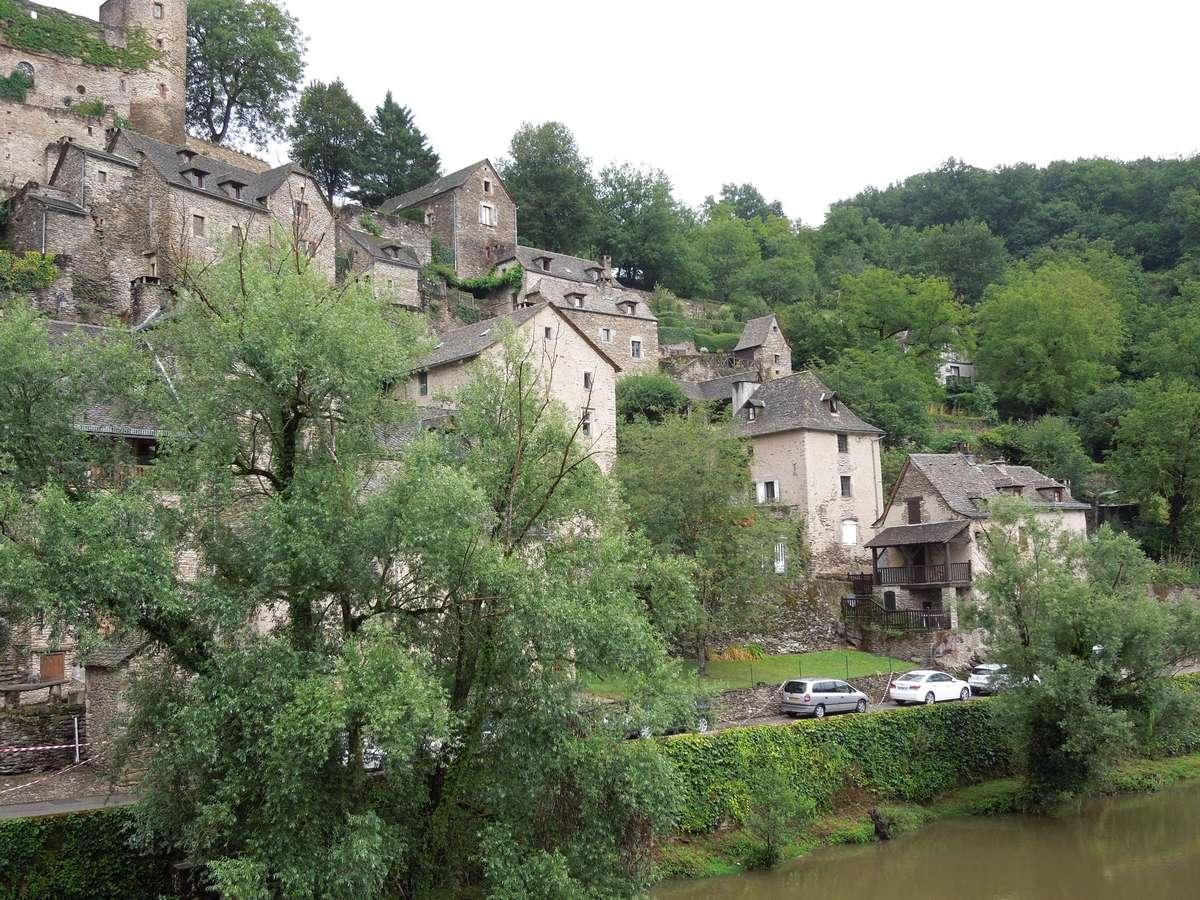 Tour de France virtuel - Les Plus Beaux Villages de France Dscn9511