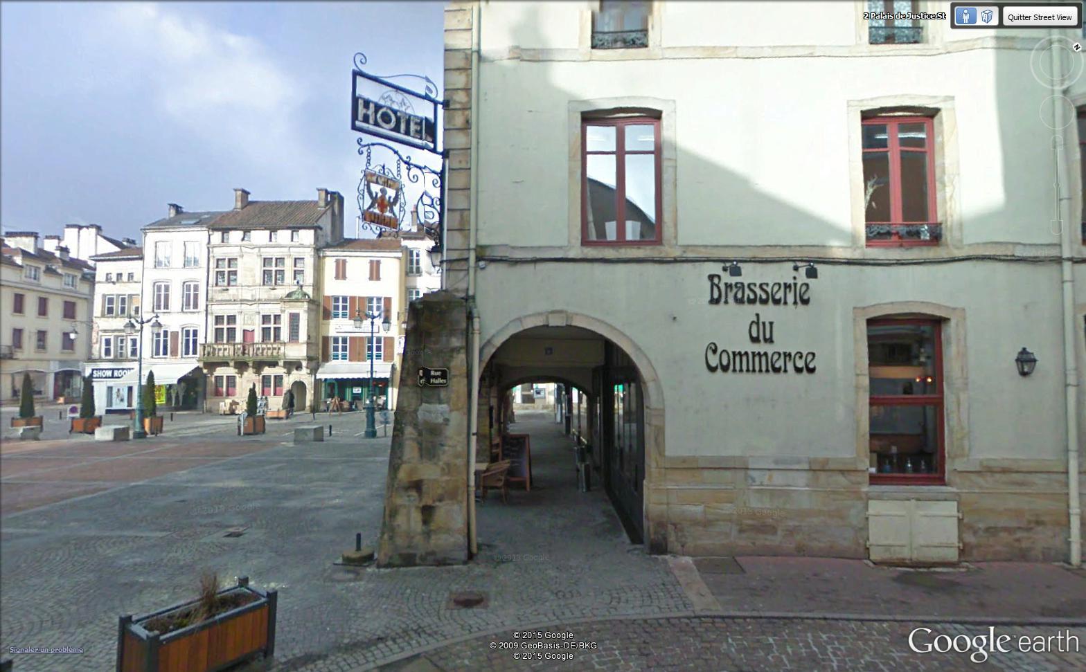 Brasserie du Commerce : à la poursuite d'une institution française Epinal10