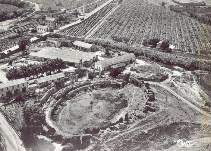 L'assassinat des arènes romaines de Fréjus Frejus10