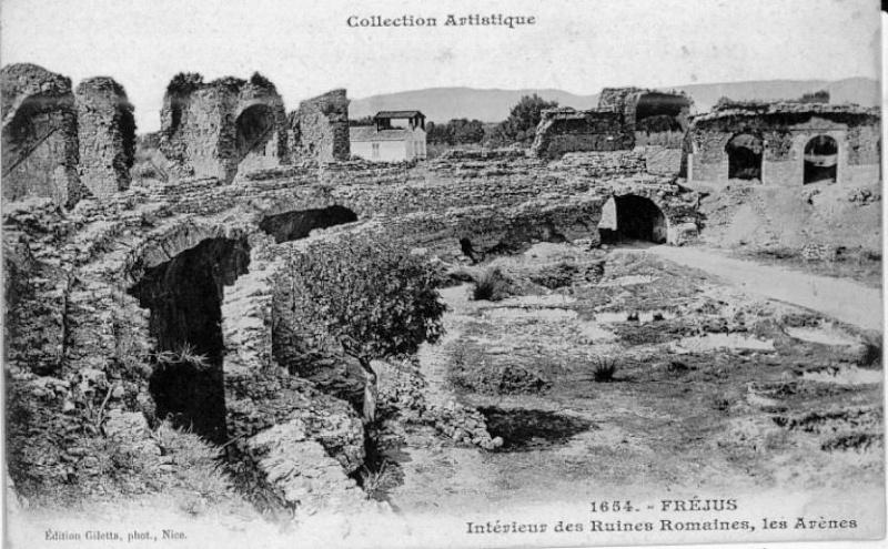 L'assassinat des arènes romaines de Fréjus Frejus11