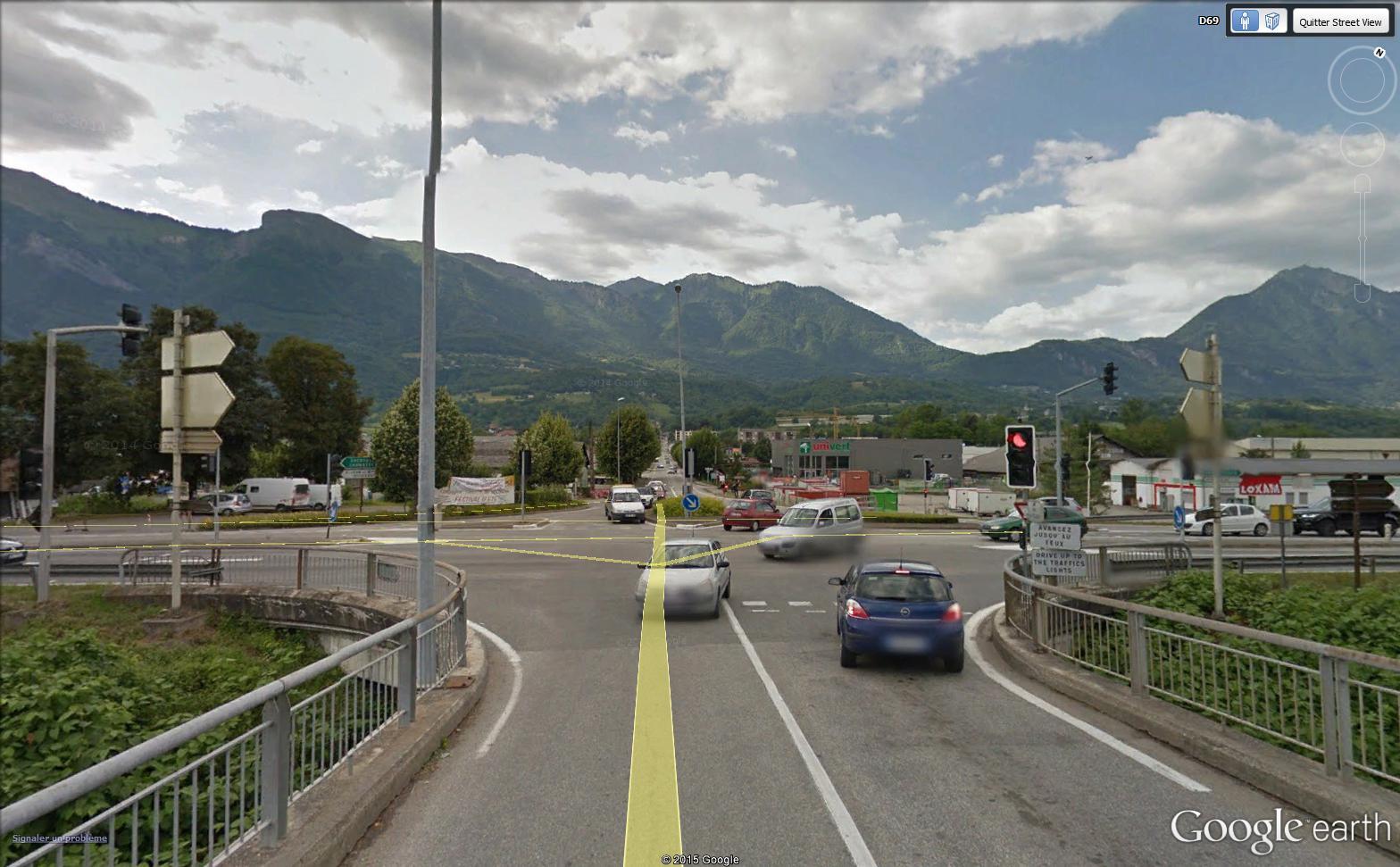 STREET VIEW : les panneaux routiers - Page 3 Fronte11