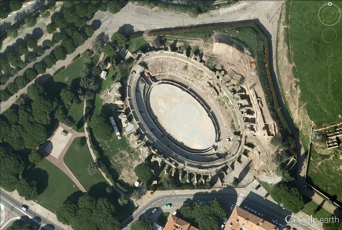 L'assassinat des arènes romaines de Fréjus Fryjus11