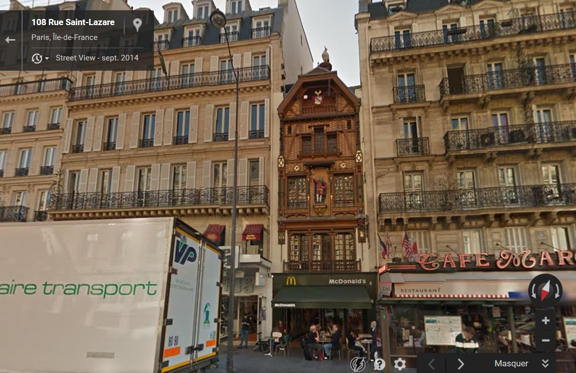 STREET VIEW : bistrots et  bars - Page 2 Gambri10