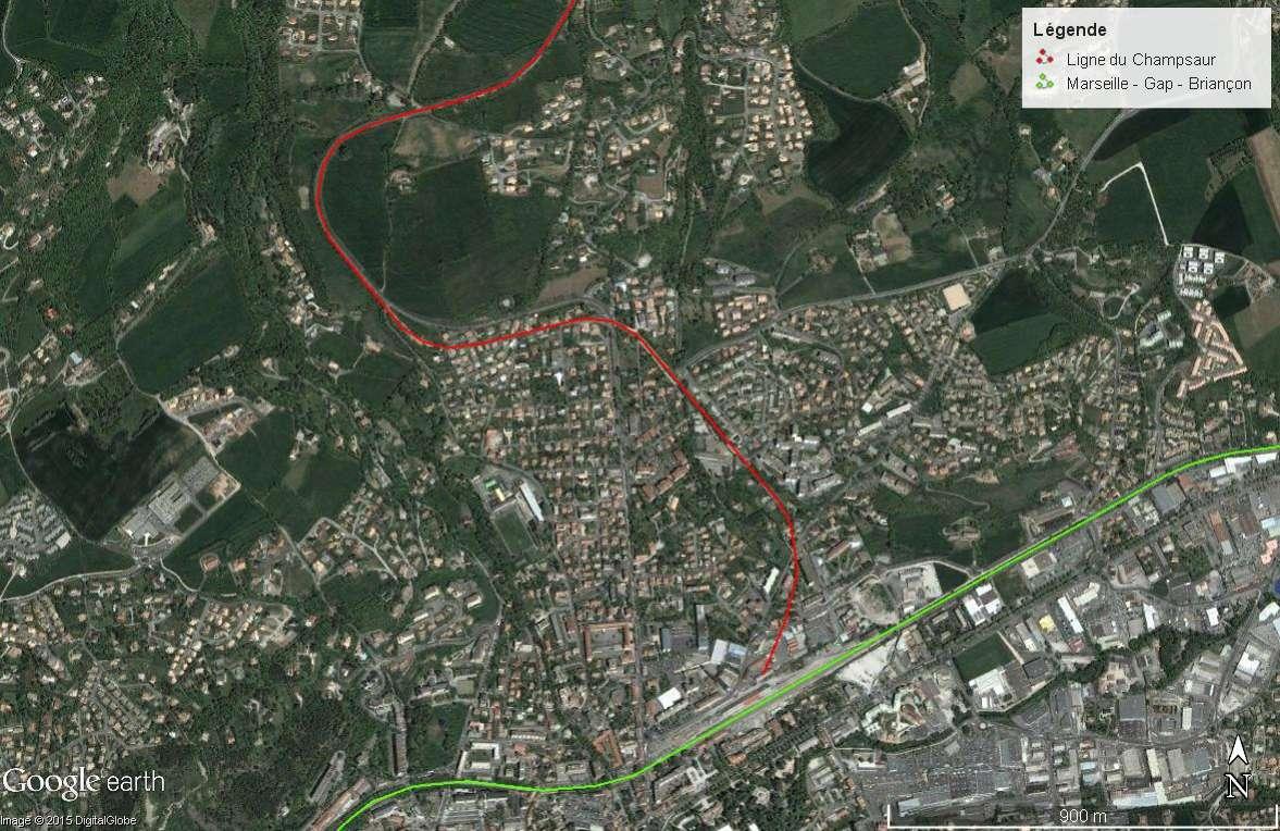 La ligne du Champsaur : une ligne de chemin de fer presque terminée, jamais mise en service Gap10