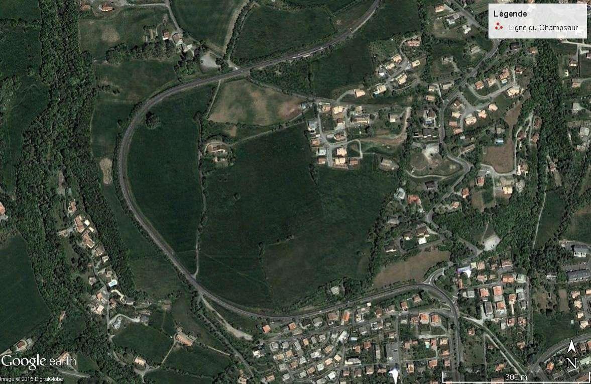 La ligne du Champsaur : une ligne de chemin de fer presque terminée, jamais mise en service Gap_2_10