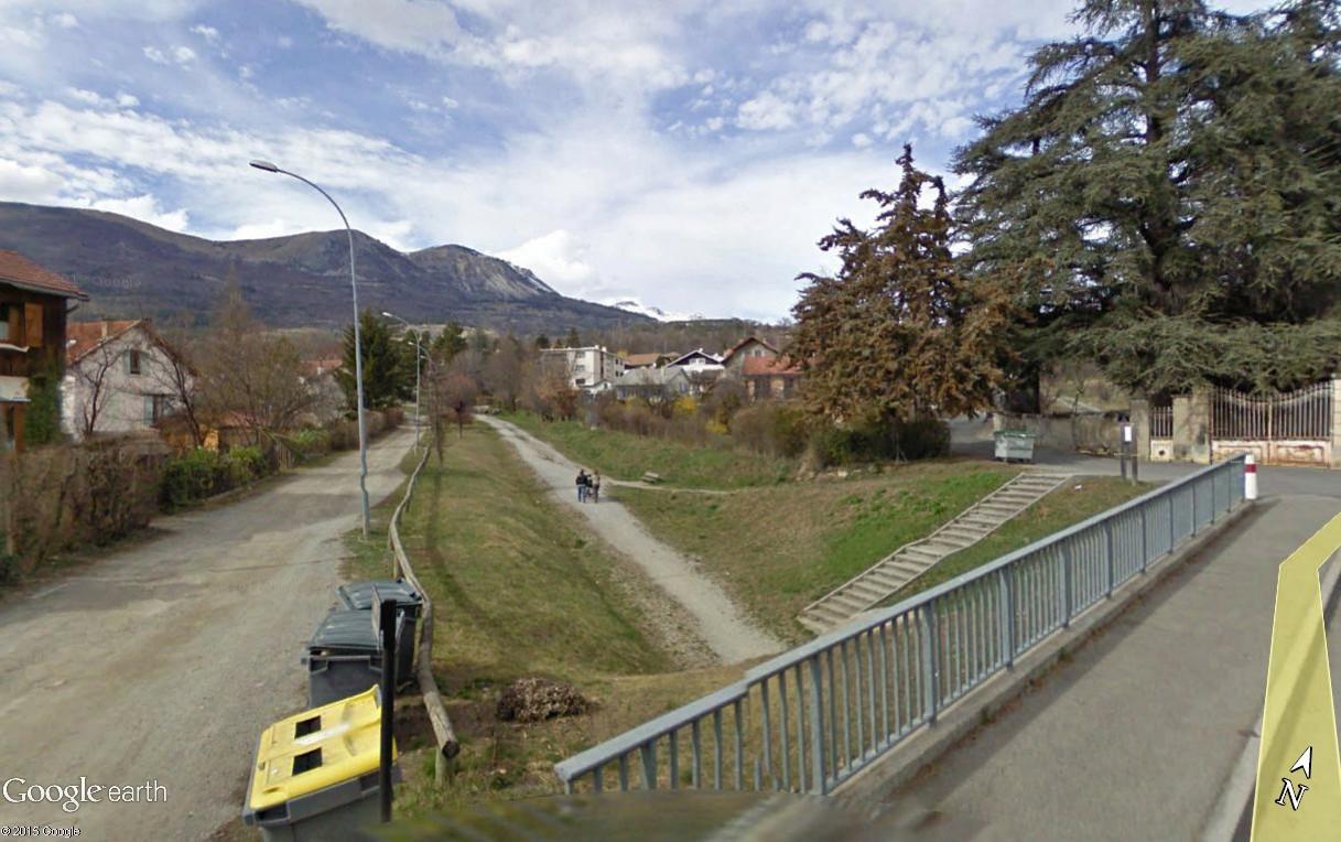 La ligne du Champsaur : une ligne de chemin de fer presque terminée, jamais mise en service Gap_tr10