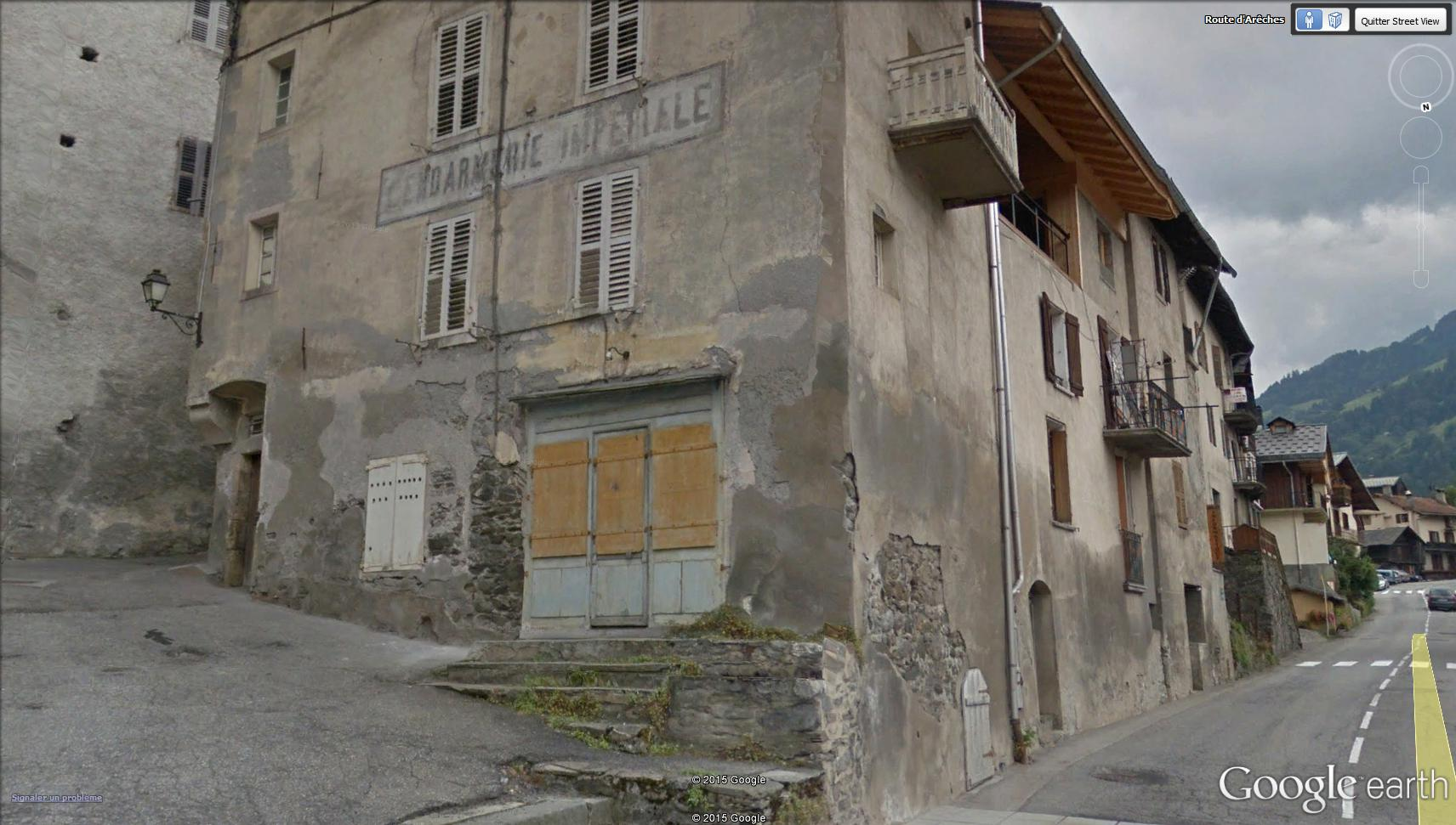 La gendarmerie impériale de Beaufort-sur-Doron (Savoie) Gendar11