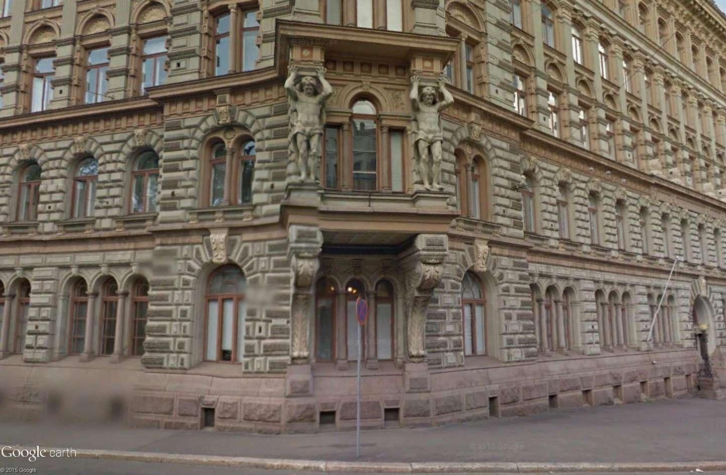 ARCHITECTURE : cariatides et atlantes Helsin11