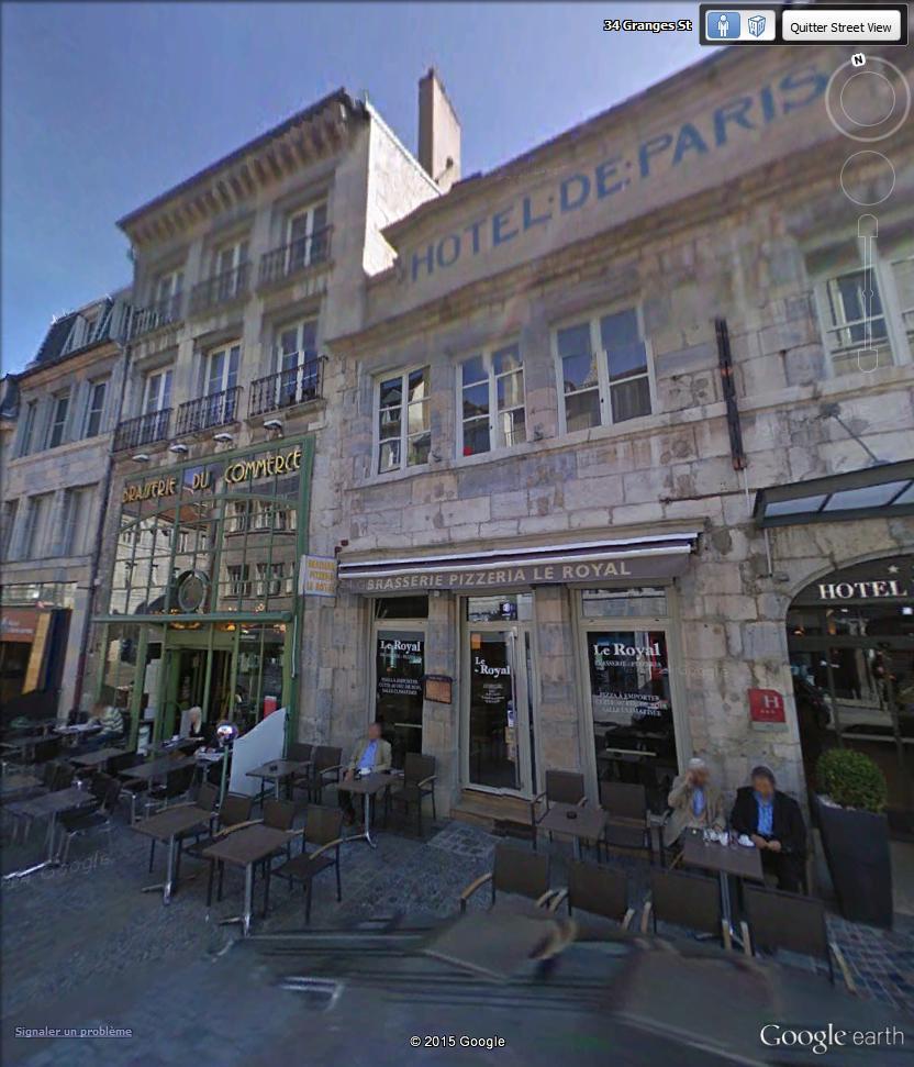 Brasserie du Commerce : à la poursuite d'une institution française Hotl10