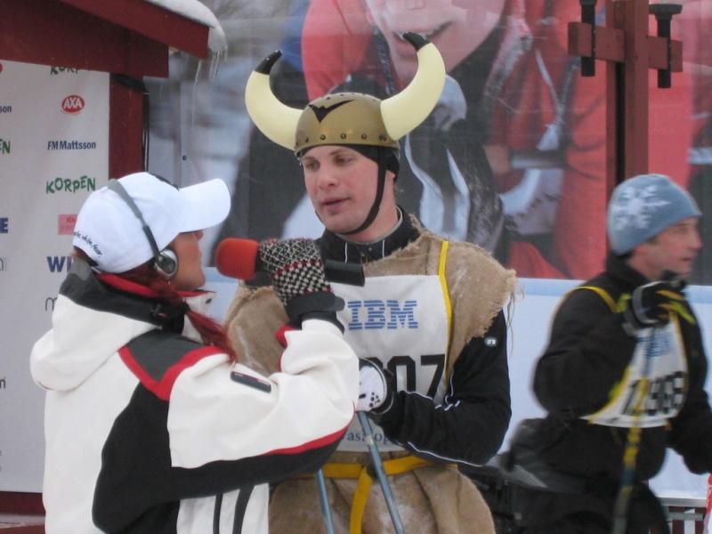 La Vasaloppet : plus longue course de ski de fond au monde - Page 2 Img_2410