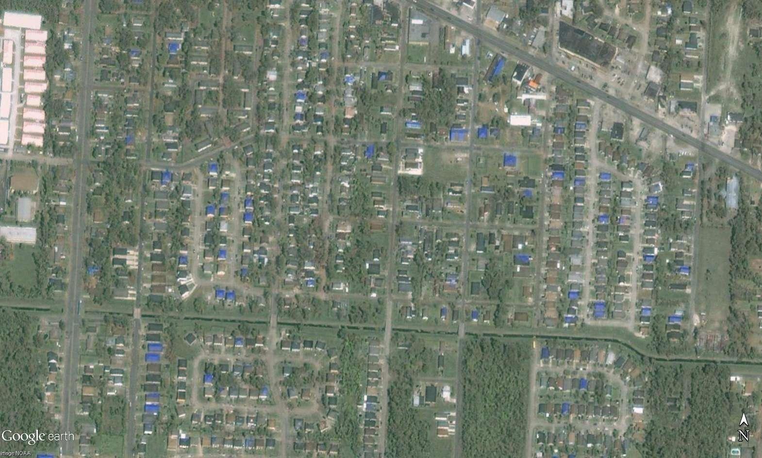 Katrina, New Orleans, Louisiane - USA Katrin11