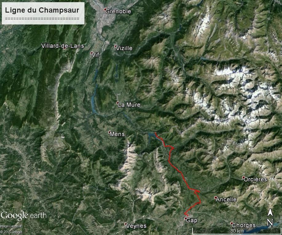 La ligne du Champsaur : une ligne de chemin de fer presque terminée, jamais mise en service Ligne_10