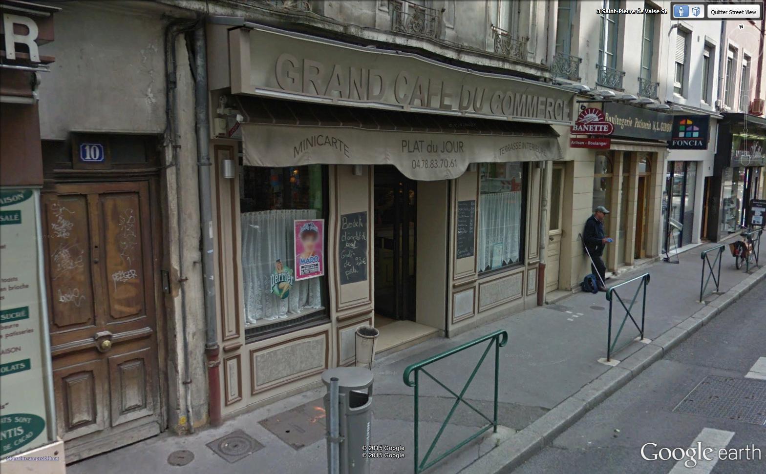 Brasserie du Commerce : à la poursuite d'une institution française Lyon_v10
