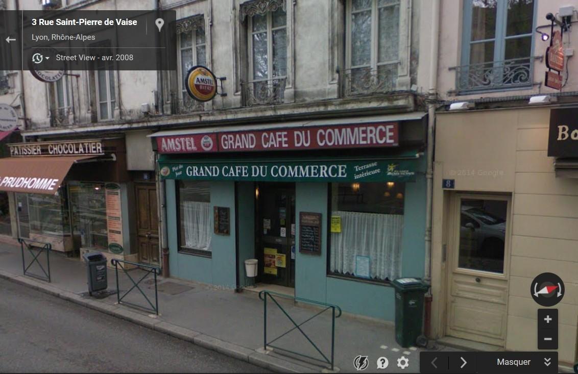 Brasserie du Commerce : à la poursuite d'une institution française Lyon_v11