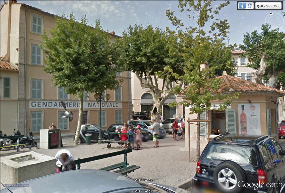 Saint-Tropez : l'ex-gendarmerie de Louis De Funès devient un musée Rosy10