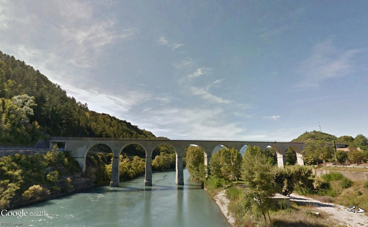 La ligne du Champsaur : une ligne de chemin de fer presque terminée, jamais mise en service Sisite10