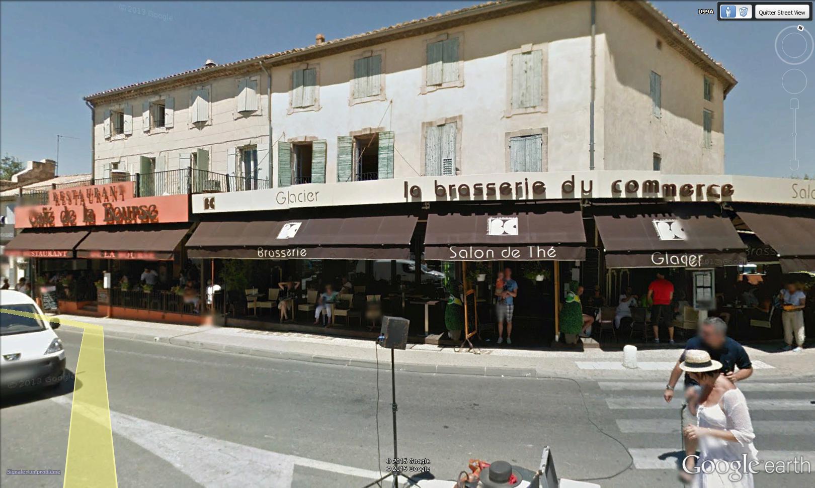 Cafe Du Commerce Saint Jean De Luz