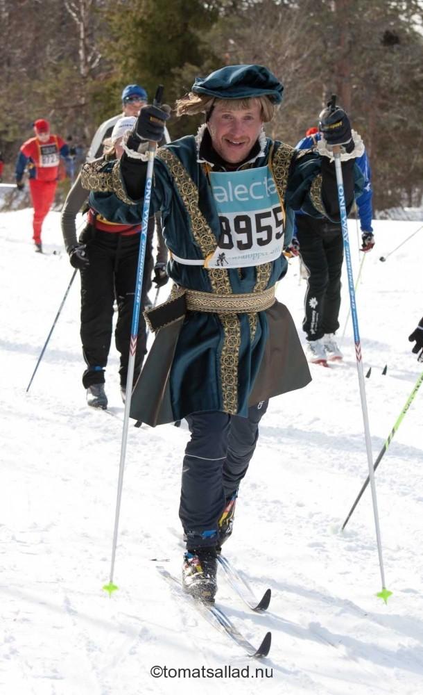 La Vasaloppet : plus longue course de ski de fond au monde - Page 2 Vasalo13