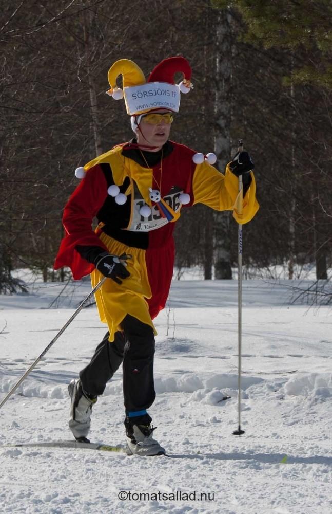 La Vasaloppet : plus longue course de ski de fond au monde - Page 2 Vasalo14