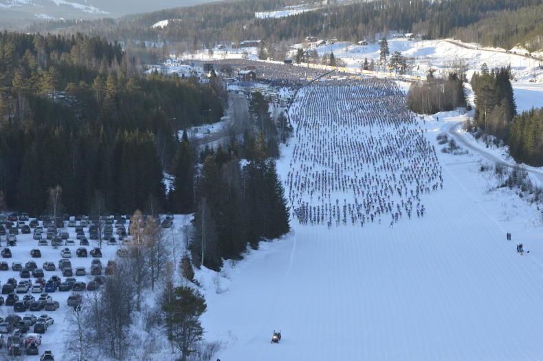 La Vasaloppet : plus longue course de ski de fond au monde Wasala10