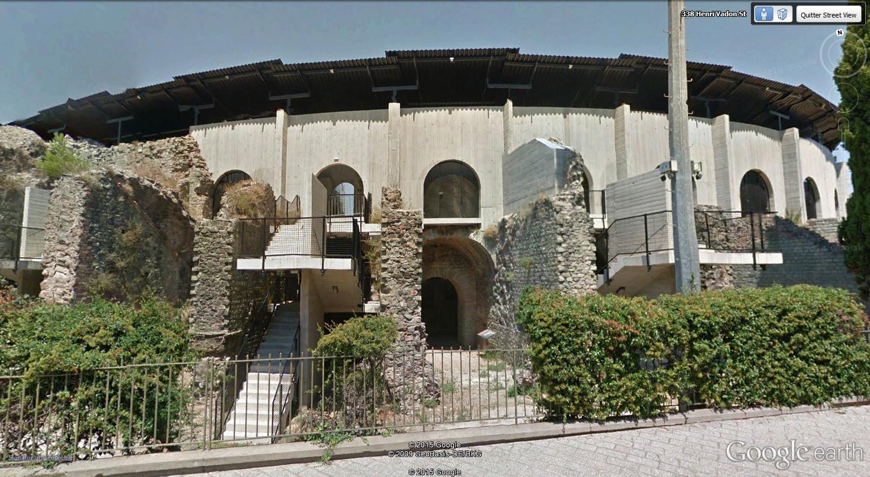 L'assassinat des arènes romaines de Fréjus Yloque10