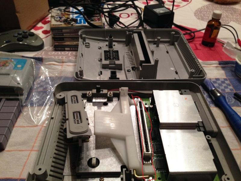 SNES - Super Nintendo en panne - plus d'image 2598hh10