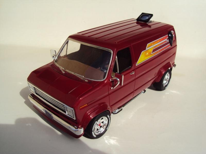 """Ford Econoline """"Vantom"""" custom 70's Dsc08411"""