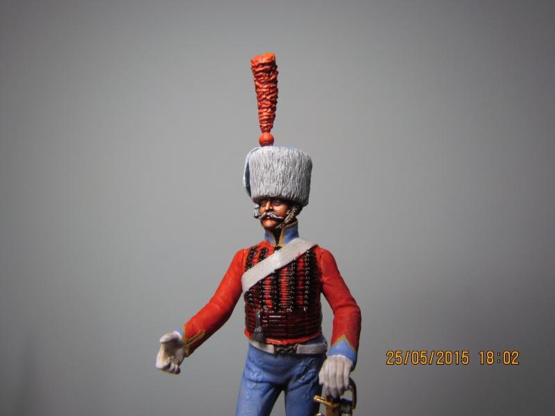 Trompette hussard 1806 metal model Img_5924