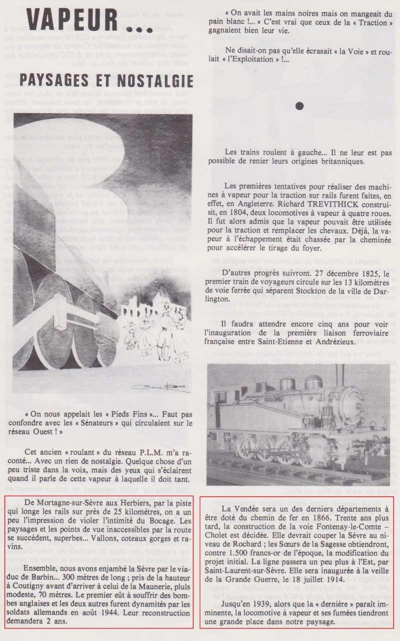 Vapeur... Paysages et Nostalgie (article de Paul Gentreau) Puyfol10