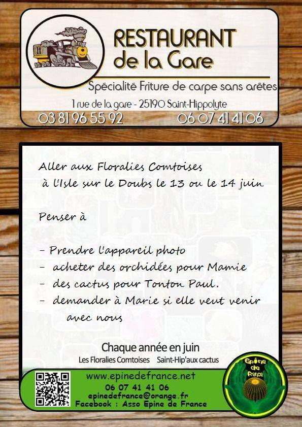 Les Floralies Comtoises ... Saint-Hip'aux cactus 2015 35010