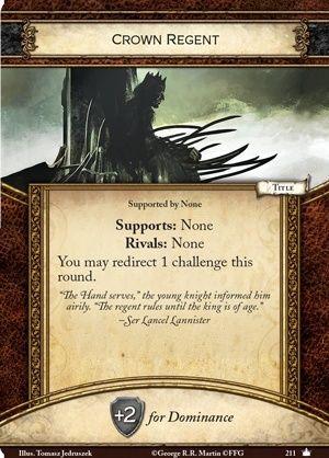 [JCE/LCG] Le Trône de Fer/A Game of Thrones 2nd Edition - Page 4 Crown-10