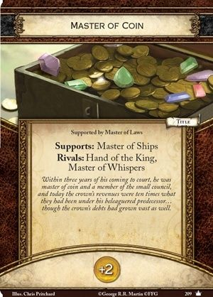 [JCE/LCG] Le Trône de Fer/A Game of Thrones 2nd Edition - Page 4 Master10