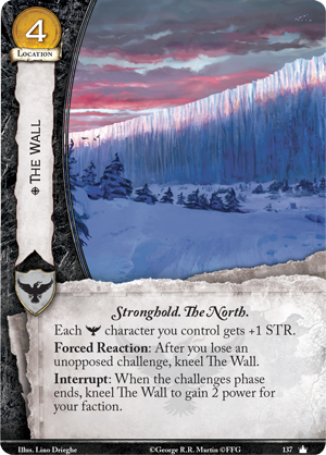[JCE/LCG] Le Trône de Fer/A Game of Thrones 2nd Edition - Page 4 Wall10