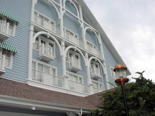 Les hotels de WDW. 111