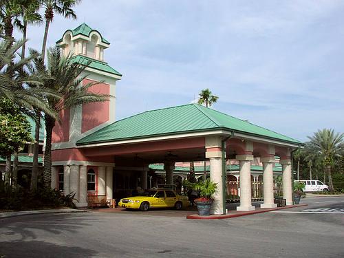 Les hotels de WDW. 3a11