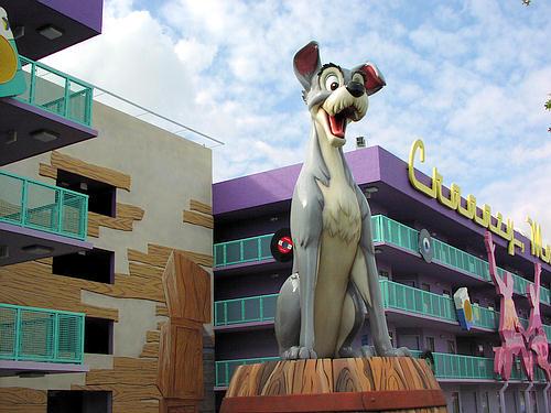 Les hotels de WDW. 4710