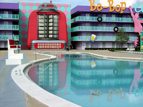 Les hotels de WDW. Piscin18
