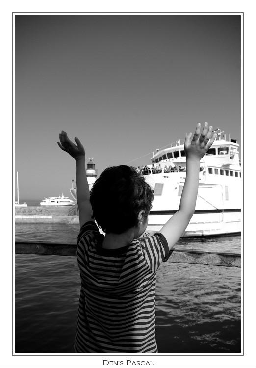 Face à la mer Belle310