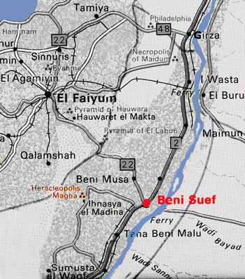 El dios Herishef Map-of10